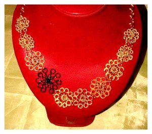DIY Wire Filigree